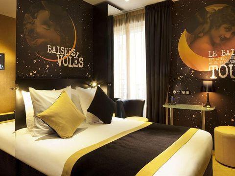 Pakkereiser til Hotel Montmartre mon Amour