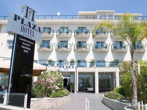 Pakkereiser til Plaza Hotel Catania