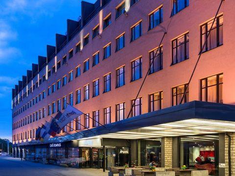 Pakkereiser til Park Inn by Radisson Central Tallinn Hotel