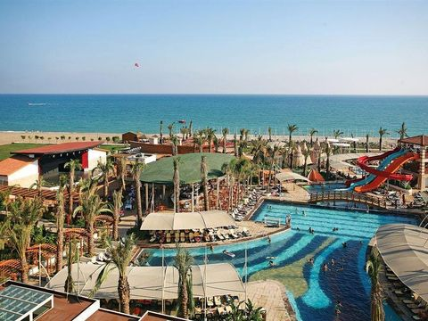 Hotel Crystal Family Resort And Spa - All Inclusive