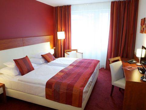 Pakkereiser til Hotel City Inn