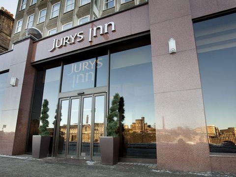 Pakkereiser til Jurys Inn Edinburgh Hotel