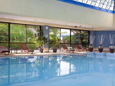 Pakkereiser til Novotel Gdansk Marina Hotel