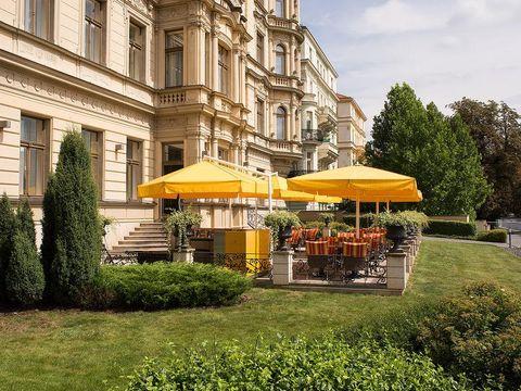 Pakkereiser til Hotel Golf Prague