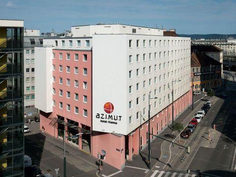 Pakkereiser til Azimut Hotel Vienna