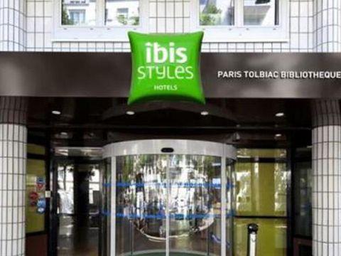 Pakkereiser til Ibis Styles Paris Tolbiac Bibliotheque