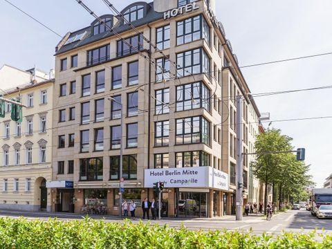 Pakkereiser til Hotel Berlin Mitte by Campanile