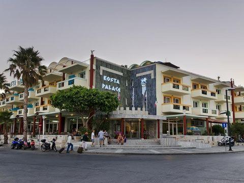 Kosta Palace Hotel & Apartments
