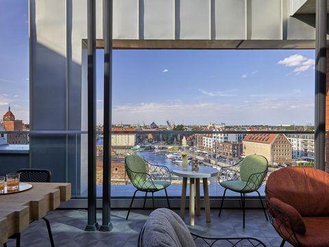 Pakkereiser til PURO Hotel Gdansk