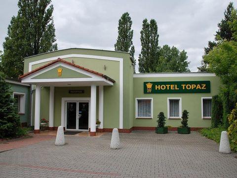 Topaz Poznan Centrum Hotel