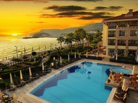 Fame Residence Kemer & Spa-All Inclusive