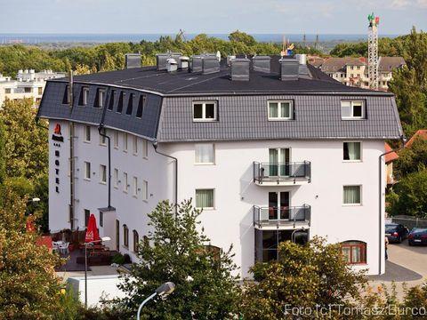 Pakkereiser til Amber Hotel Gdansk