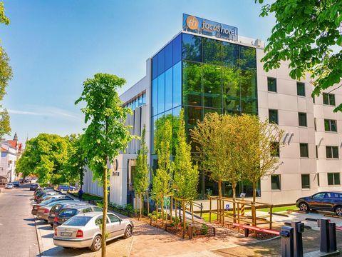 Pakkereiser til Focus Hotel Premium Sopot