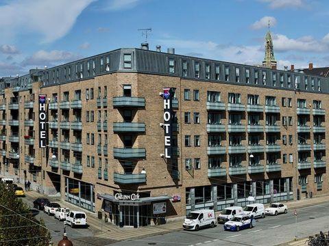 Pakkereiser til CABINN City Hotel