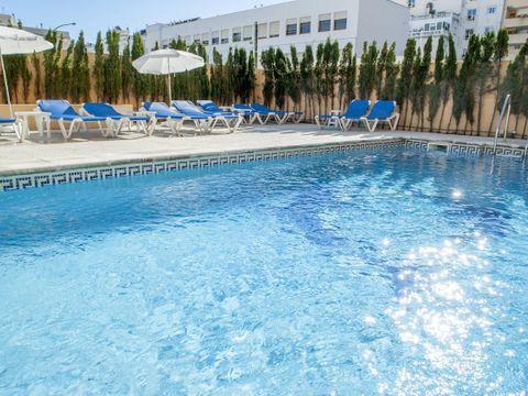 Pakkereiser til El Faro Hotel Apartamentos Marbella