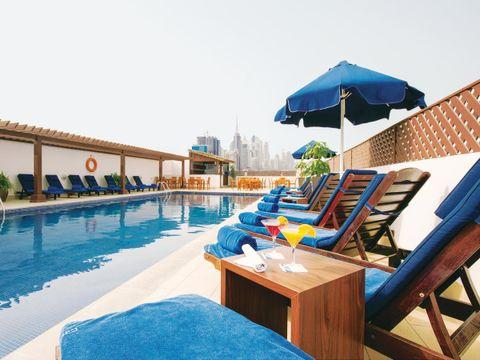 Pakkereiser til Citymax Hotel Bur Dubai