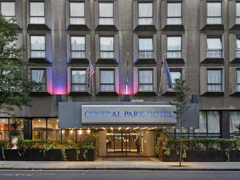 Pakkereiser til Central Park Hotel London