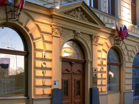 Pakkereiser til Hotel Prague Centre Superior