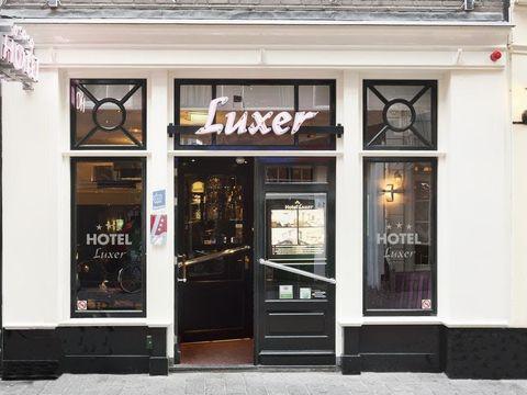 Pakkereiser til Hotel Luxer