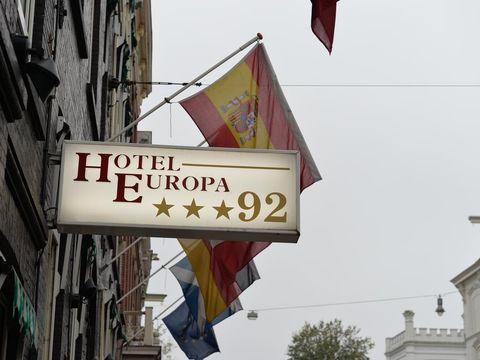 Pakkereiser til Hotel Europa 92 Amsterdam