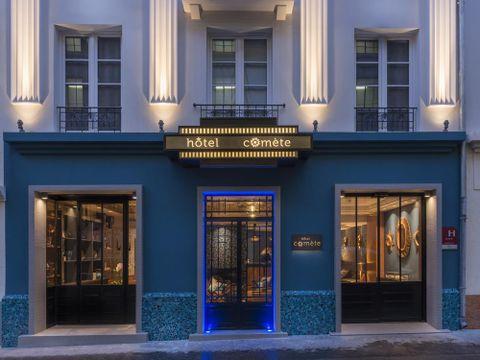 Pakkereiser til Hotel Comète Paris