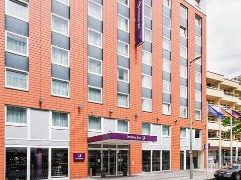 Premier Inn Berlin City Centre Hotel
