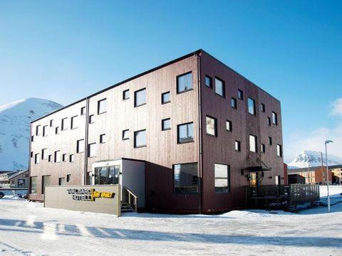 Svalbard Hotell - The Vault