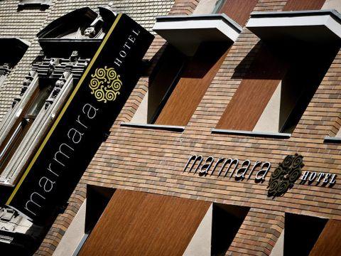 Pakkereiser til Marmara Hotel Budapest