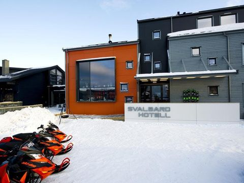 Svalbard Hotel - Polfareren