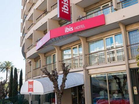 ibis Cannes Plage La Bocca Hotel