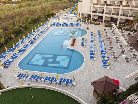 Seher Sun Palace Resort & Spa Hotel - All inclusive