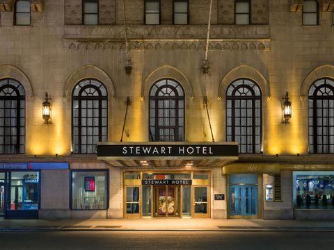 Pakkereiser til Stewart Hotel