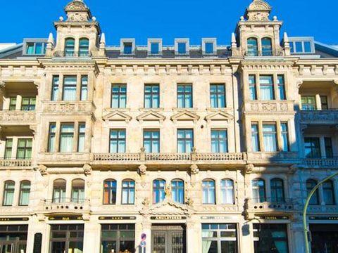 Pakkereiser til Angleterre Hotel Berlin