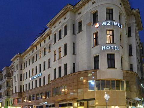 Hotel Azimut Berlin Kurfürstendamm