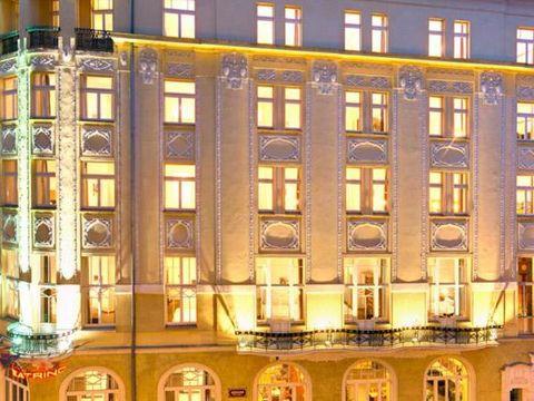 Pakkereiser til Theatrino Hotel Prague