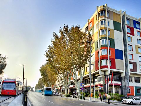 Pakkereiser til Ramada Istanbul Old City