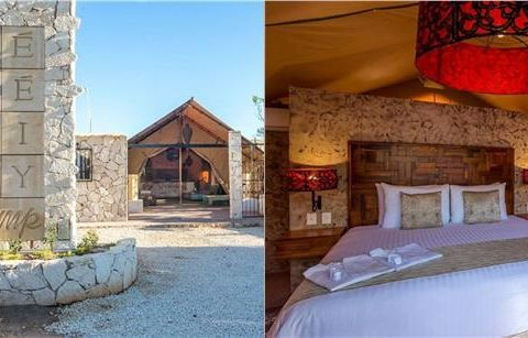 Serenity Eco Luxury Tented Camp by Xperience Hotel