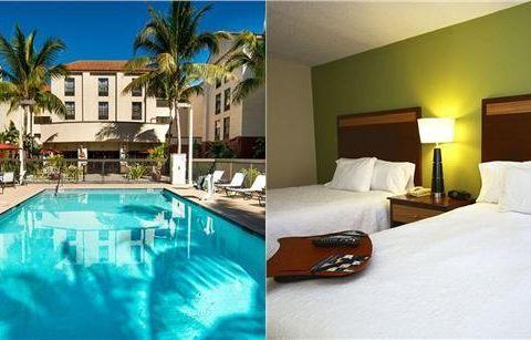 Pakkereiser til Hampton Inn and Suites Fort Myers Beach Sanibel