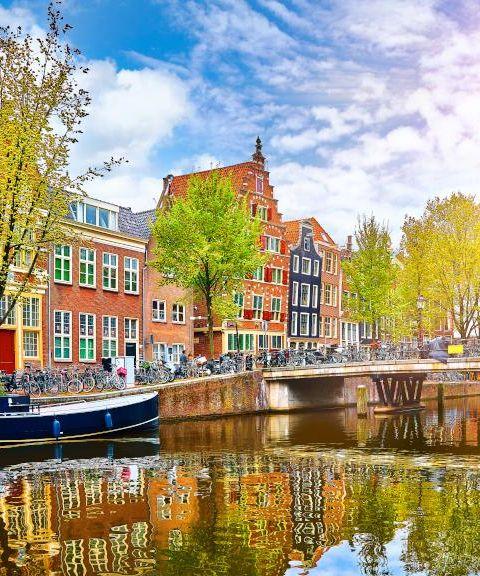 Fly til Nederland