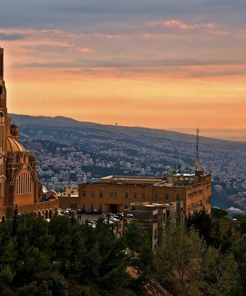Fly til Libanon