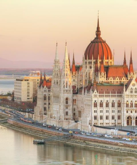 Fly til Ungarn