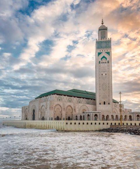 Fly til Marokko