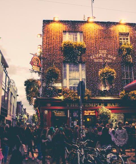 Fly til Irland