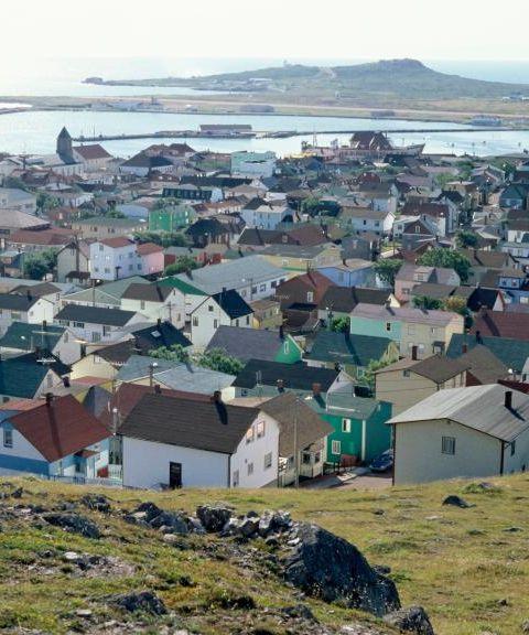 Fly til Saint-Pierre-et-Miquelon