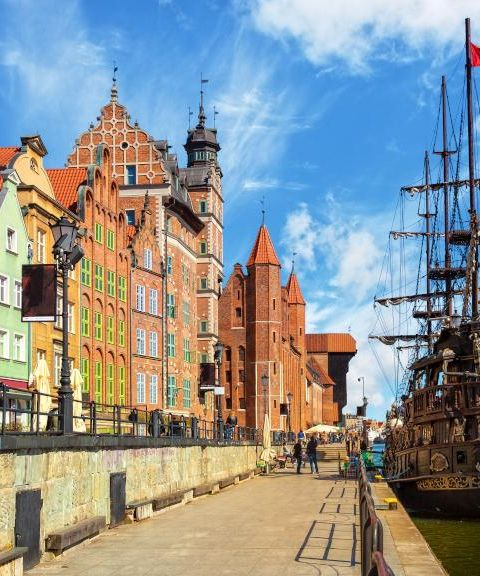 Pakkereiser til Polen