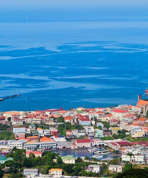 Fly til Grenada