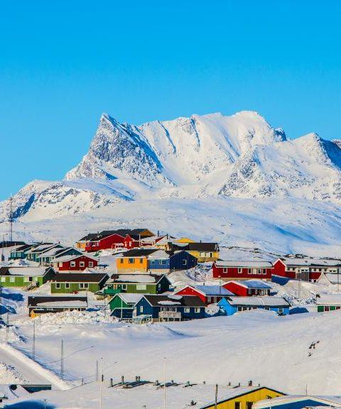 Fly til Grønland