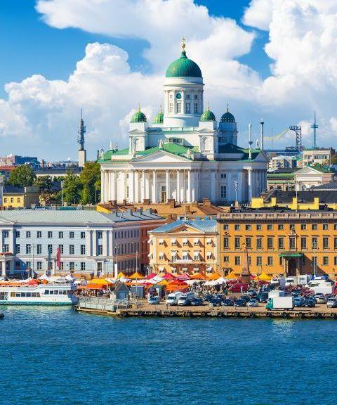 Fly til Finland