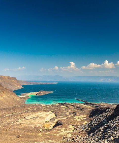Fly til Djibouti