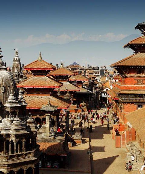 Fly til Nepal